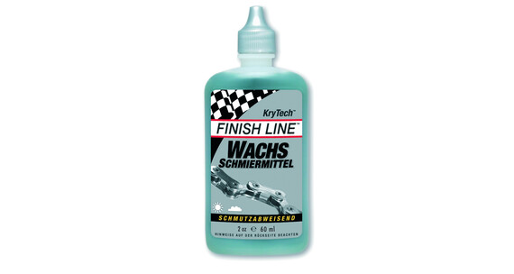 Finish Line Kry Tech - Cera lubricante